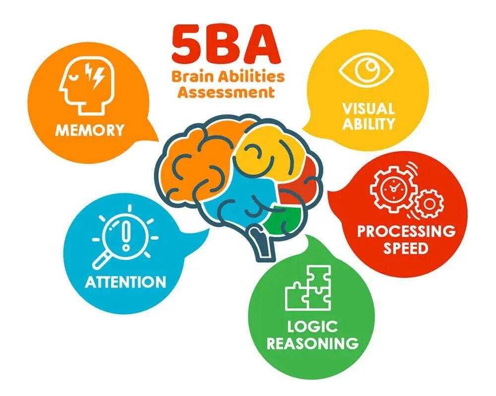 5 Brain Abilities Assessment